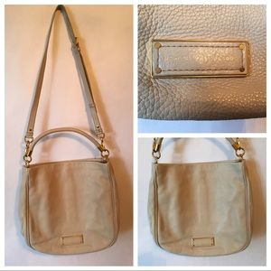 Marc by Marc Jacobs Too Hot To Handle Tan Hobo Bag